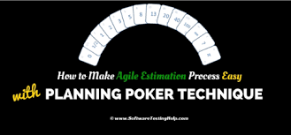 planning poker scrum poker cards an agile estimation and
