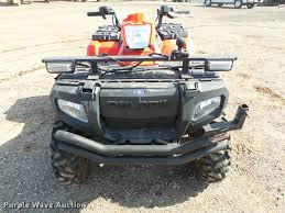 2010 polaris sportsman 500 atv item db0220 sold may 24
