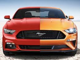 road test 2015 mustang ford mustang vs 2017 mustang a side by side comparison