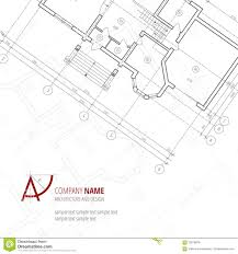 Architectural Building Plans by Architectural Plans Logo Royalty Free Stock Photos Image 9231448