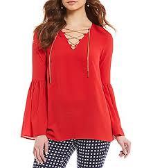 michael kors blouses michael michael kors s casual dressy tops blouses
