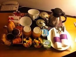 chambre et petit dejeuner petit déjeuner en chambre picture of novotel les halles
