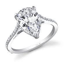 pear shaped ring pear shaped gemstone engagement rings pear shaped engagement