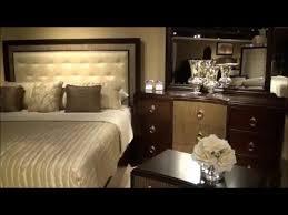 Manhattan Bedroom Furniture Manhattan Upholstered Glam Bedroom Set By Liberty Furniture Home