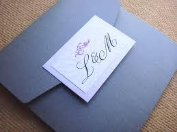 Pocketfold Invitations Your Wedding