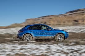 Porsche Macan Dark Blue - bmw x4 mercedes benz glc porsche macan go off roading