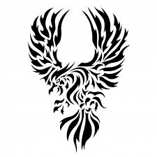 unique eagle tattoo designs vector image vector images stocks