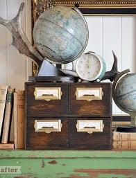 recycling vintage file drawers teen rooms kidspace interiors