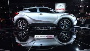 crossover toyota toyota finds new customers people who don u0027t like toyotas wsj