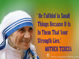 Mother Teresa Quotes On Love by Quotesvana U2013 Mother Teresa Quotes