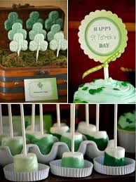 s day party decorations st s day green ombre party free printables party ideas