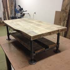 Industrial Rustic Coffee Table Rustic Chic Industrial Chic Ls And Furniture Rustic