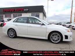 used 2013 subaru impreza wrx sti for sale milton on