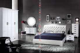 Black Lacquer Bedroom Furniture B85 Modern Bedroom Set White Lacquer Bedroom Furniture Modern