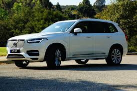 volvo test drive volvo xc90 test drive and first impressions