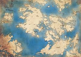 Eragon Map Map Of Alagesia Images Reverse Search