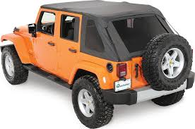 orange jeep wrangler unlimited for sale rampage products 106035 complete trail top frameless soft top for
