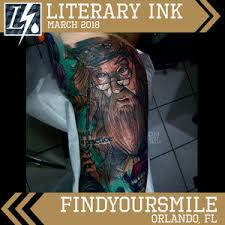 literary ink the world u0027s first tattoo convention for potterheads