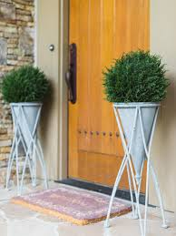 Front Porch Topiary Winter Wheat Planting Hgtv