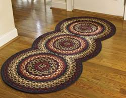 Rugs Runners Primitive Rugs Hand Hooked And Braided Country Rugs