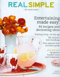 real simple magazine covers real real simple provides you with creative solutions to everyday
