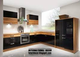 modern kitchen designs 2014 home exterior designs modern black kitchen designs ideas