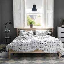 Make The Bed In Spanish Bedroom Gallery Ikea