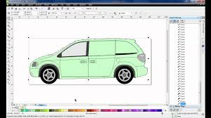 car wrapping design software creating vehicle wraps in coreldraw graphics suite x6