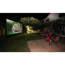 elite screens yard master projector screen