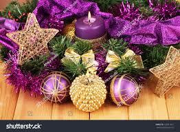Purple Gold Christmas Decorations Christmas Decorations In Purple And Gold Breathtaking Purple