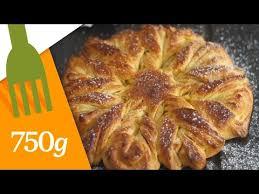 750 grammes recette de cuisine recette de la brioche flocon de neige 750 grammes