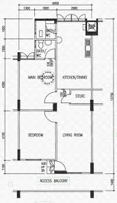 floor plans for yishun street 11 hdb details srx property