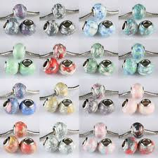 wholesale colorful howlite turquoise gemstone european fit