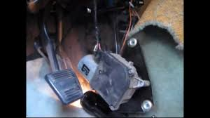 removing wiper motor from a chevy g20 youtube
