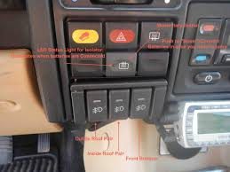 wiring question momentary defrost switch land rover forums