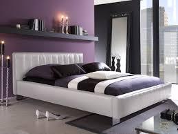 peinture chambre mauve et blanc quelle ambiance chambre gris et violet déco chambre