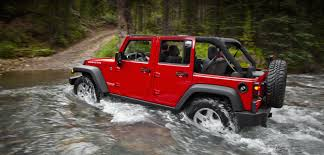 used jeep wrangler unlimited the faricy boys