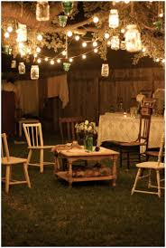 backyards stupendous backyard and birthday decoration ideas