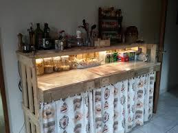 Kitchen Worktop Ideas Kitchen Pallet Worktop U2022 Pallet Ideas Pallets Kitchens And