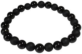 onyx bracelet images Men 39 s black tourmaline onyx bracelet shaman sisters jpg