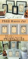 Mason Jar Halloween Mason Jar Halloween Printables House Of Hargrove