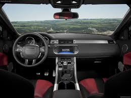 land rover evoque interior land rover range rover evoque 5 door 2012 picture 73 of 88