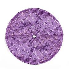 purple christmas tree purple christmas tree skirts you ll wayfair
