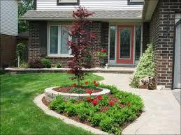 Low Budget Backyard Landscaping Ideas Exteriors Marvelous House Garden Design Low Budget Front Yard