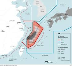 East China Sea Map by China U0027s Reactions To The Arbitration Ruling Will Lead It Into