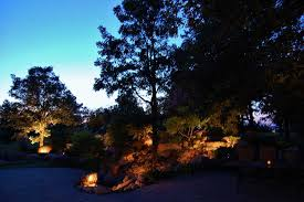 Outside Landscape Lighting - outdoor lighting u2013 owatonna groundsmasters