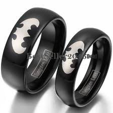 batman wedding band batman wedding ring ebay
