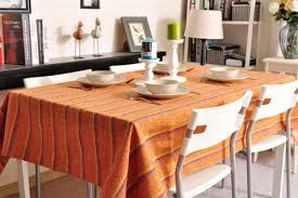 dining room table cloth cotton rectangle tablecloth round tablecloth for dining table