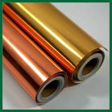 copper wrapping paper wrapping paper gold copper 2x10m rolls wl coller ltd