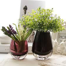 online get cheap oval flower vase aliexpress com alibaba group